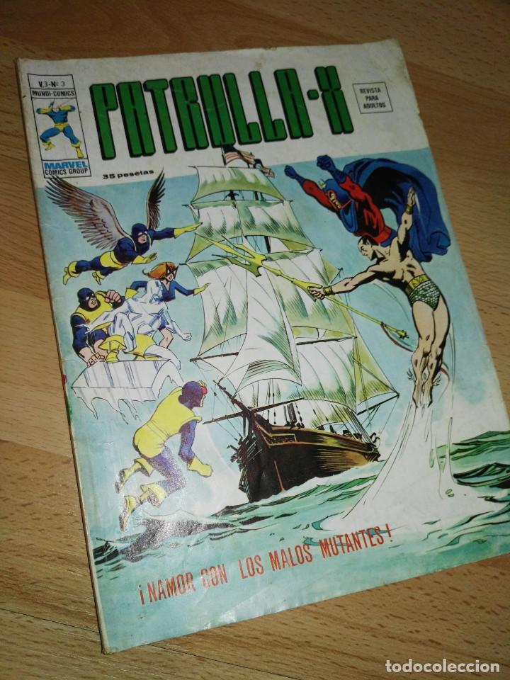 Cómics: Lote Patrulla X vol. 3 - Foto 2 - 168211552