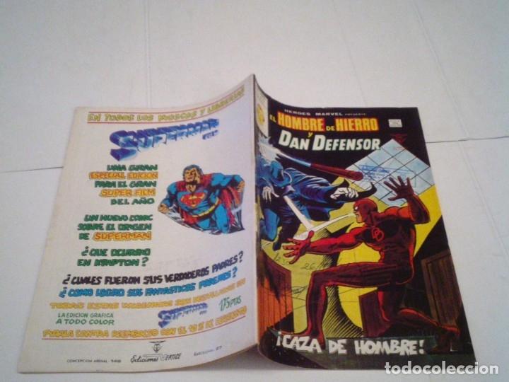 Cómics: HEROES MARVEL - VERTICE - VOLUMEN 2 - COMPLETA - 67 NUMEROS + 1 ESPECIAL - M.B.E. - GORBAUD - CJ 30 - Foto 74 - 80344033