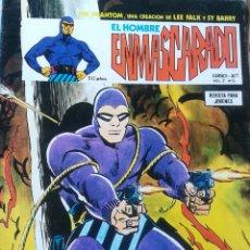 Cómics: EL HOMBRE ENMASCARADO VOL 2 N 5. Lote 168272100
