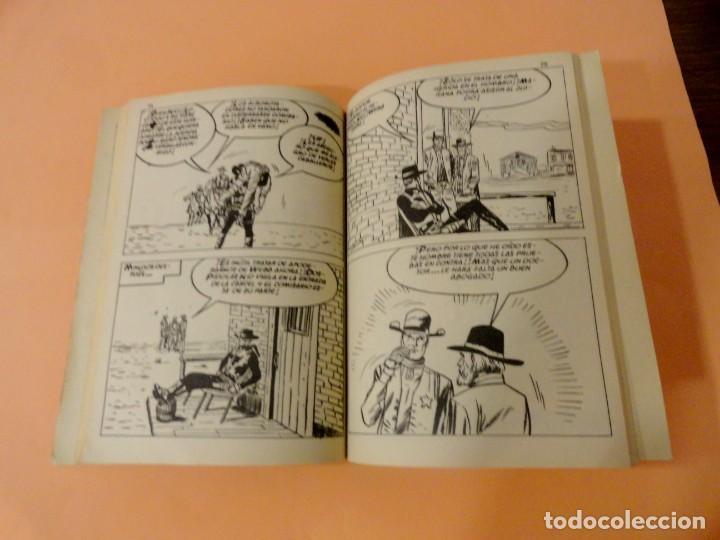 Cómics: 2 PISTOLAS KID VOL 1 VÉRTICE NÚMERO 1, AÑO 1971(DOS PISTOLAS KID EN ACCIÓN) - Foto 2 - 168372036