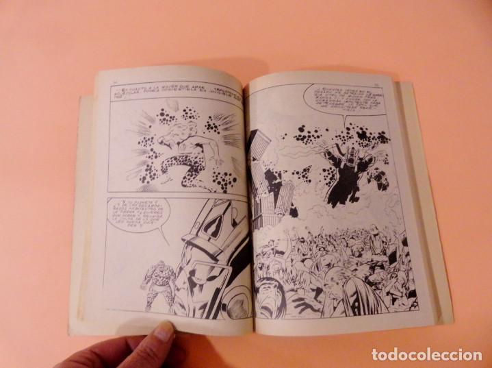 Cómics: LOS 4 FANTÁSTICOS VOL 1 VÉRTICE NÚMERO 61, AÑO 1974 (ESTE MUNDO ESCLAVIZADO) - Foto 2 - 168374164