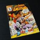 Cómics: EXCELENTE ESTADO GUERRA DE LAS GALAXIA 4 VERTICE. Lote 168375653