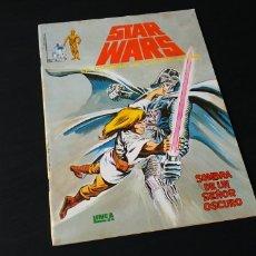 Cómics: BASTANTE NUEVO STAR WARS 2 VERTICE LINEA SURCO. Lote 168378142