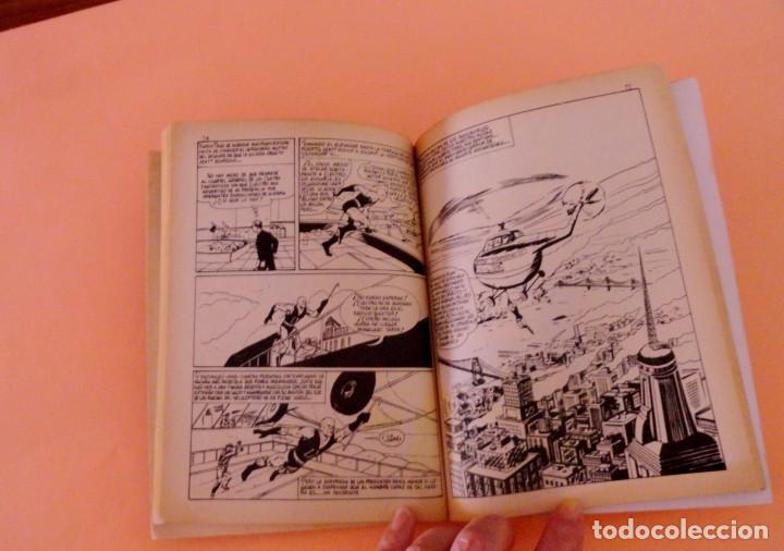 Cómics: DAN DEFENSOR VOL 1 VÉRTICE NÚMERO 1, AÑO 1967 (EL ORIGEN DE DAN DEFENSOR ) - Foto 3 - 168384856