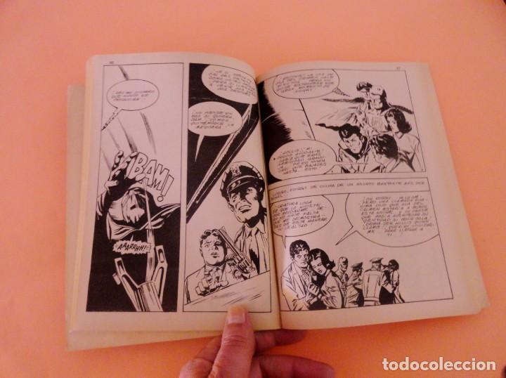 Cómics: DAN DEFENSOR VOL 1 VÉRTICE NÚMERO 25, AÑO 1971 (MORIR EN EL MAR ) - Foto 3 - 168385512