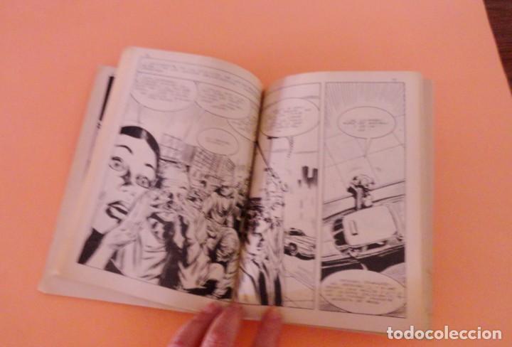 Cómics: DAN DEFENSOR VOL 1 VÉRTICE NÚMERO 30, AÑO 1972 (EL HOMBRE LEOPARDO ) - Foto 3 - 168386600