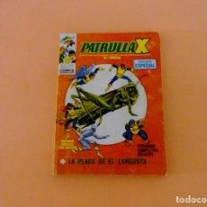 Cómics: PATRULLA X VOL 1 VÉRTICE NÚMERO 11, AÑO 1970 (LA PLAGA DE EL LANGOSTA ). Lote 168395240
