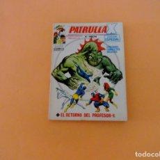 Cómics: PATRULLA X VOL 1 VÉRTICE NÚMERO 30, AÑO 1970 (EL RETORNO DEL PROFESOR-X ). Lote 168395756