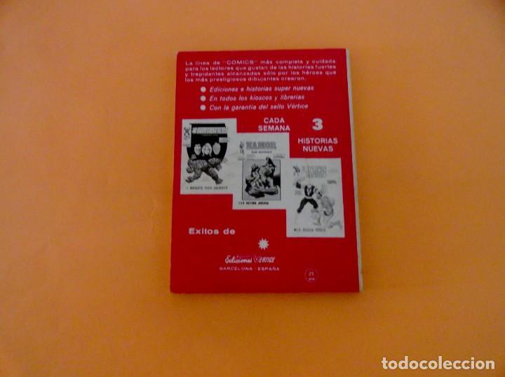 Cómics: PATRULLA X VOL 1 VÉRTICE NÚMERO 30, AÑO 1970 (EL RETORNO DEL PROFESOR-X ) - Foto 2 - 168395756