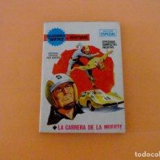 Cómics: SELECCIONES VERTICE DE AVENTURAS VOL 1 VÉRTICE NÚMERO 35, AÑO 1969 (LA CARRERA DE LA MUERTE ). Lote 168397264