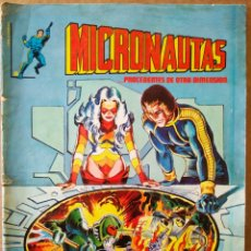 Cómics: MICRONAUTAS... PROCEDENTES DE OTRA DIMENSIÓN N°3 (SURCO/MUNDI CÓMICS, 1983). 40 PÁGINAS A COLOR.. Lote 168419725
