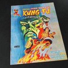 Cómics: DE KIOSCO KUNG FU 2 VERTICE LINEA SURCO KUNGFU. Lote 168448208