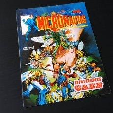 Cómics: EXCELENTE ESTADO MICRONAUTAS 6 LINEA SURCO VERTICE. Lote 168480420