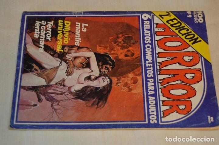 Cómics: Lote 6 comic variados TERROR y CRIMEN - Edit. VERTICE, URSUS y ZINCO ¡Mira! - Foto 2 - 168502596