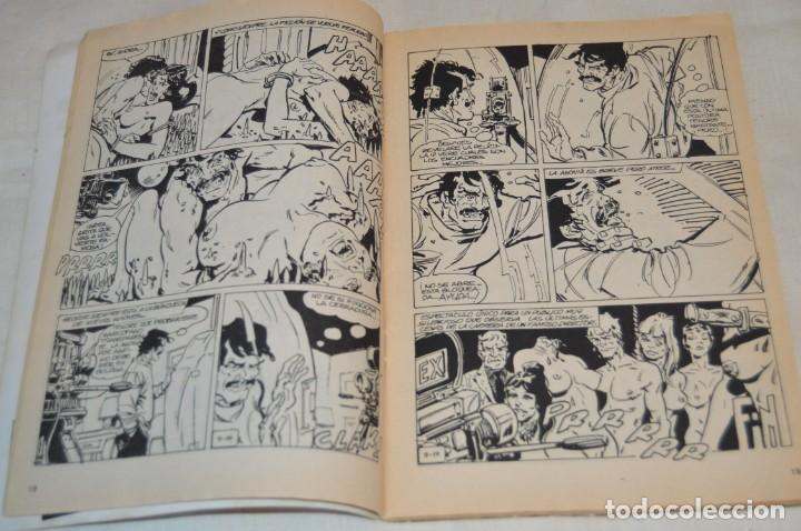 Cómics: Lote 6 comic variados TERROR y CRIMEN - Edit. VERTICE, URSUS y ZINCO ¡Mira! - Foto 3 - 168502596
