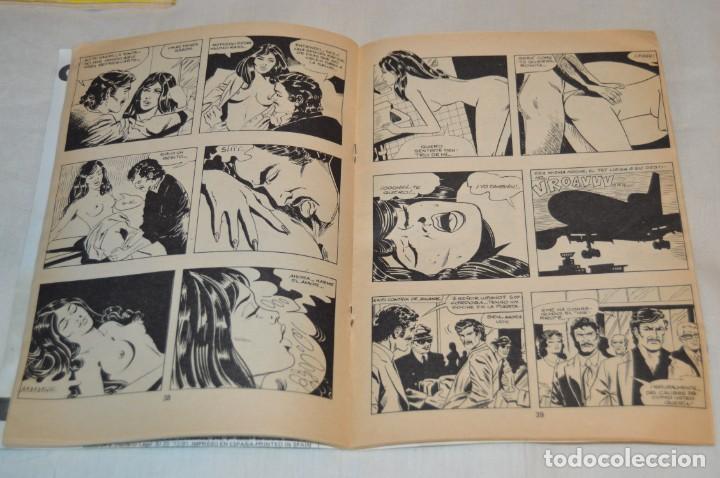 Cómics: Lote 6 comic variados TERROR y CRIMEN - Edit. VERTICE, URSUS y ZINCO ¡Mira! - Foto 5 - 168502596