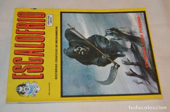 Cómics: Lote 6 comic variados TERROR y CRIMEN - Edit. VERTICE, URSUS y ZINCO ¡Mira! - Foto 11 - 168502596