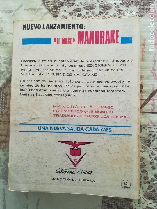 Cómics: EL JINETE FANTASMA V 1 Nº 1 A 4 COMPLETA - Foto 9 - 168508288