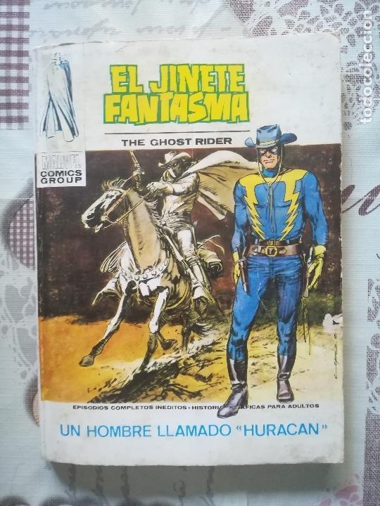 Cómics: EL JINETE FANTASMA V 1 Nº 1 A 4 COMPLETA - Foto 10 - 168508288