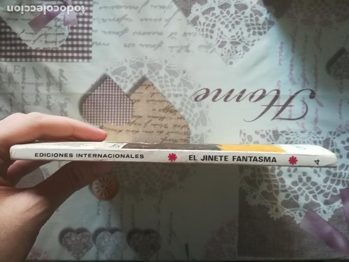 Cómics: EL JINETE FANTASMA V 1 Nº 1 A 4 COMPLETA - Foto 11 - 168508288