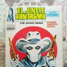 Cómics: EL JINETE FANTASMA V 1 Nº 1 A 4 COMPLETA . Lote 168508288