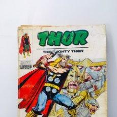 Cómics: CÓMIC THOR THE MIGHTY THOR, EDITORIAL VERTICE N. 27 LA GUERRA TOTAL 1973 MARVEL. Lote 168517581