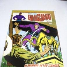 Fumetti: TEBEO. EL HOMBRE ENMASCARADO. VOL.2. Nº 37. EL SECRETO DE LOS LLONGOS. Lote 168539416