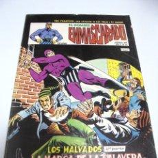 Fumetti: TEBEO. EL HOMBRE ENMASCARADO. VOL.2. Nº 36. LOS MALVADOS 2ª PARTE. Lote 168539496