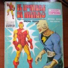 Cómics: EL HOMBRE DE HIERRO Nº 2 - VÉRTICE TACO. Lote 180699157