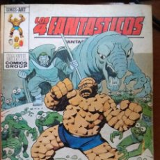 Cómics: LOS 4 FANTASTICOS Nº 63 - VÉRTICE TACO. Lote 168657940