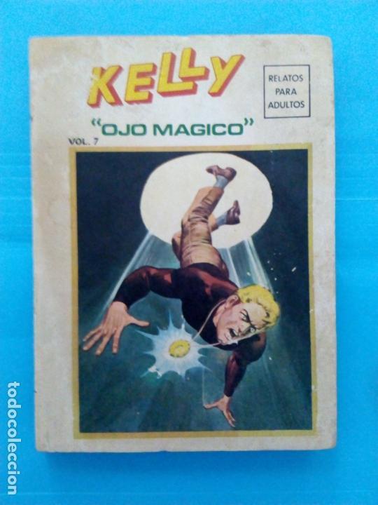 KELLY OJO MAGICO EDICIÓN ESPECIAL N 7 VERTICE (Tebeos y Comics - Vértice - Hombre de Hierro)