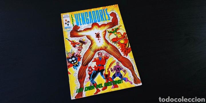 MUY BUEN ESTADO LOS VENGADORES 37 VERTICE VOL II (Tebeos y Comics - Vértice - Vengadores)