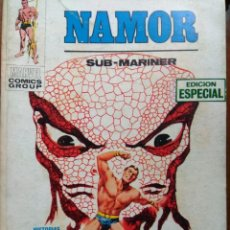Comics: NAMOR Nº 4 - VÉRTICE TACO. Lote 168770340