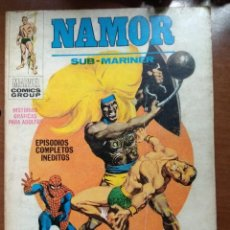Comics: NAMOR Nº 18 - VÉRTICE TACO. Lote 168770608