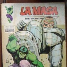 Cómics: LA MASA Nº 32 - VÉRTICE TACO. Lote 168770824