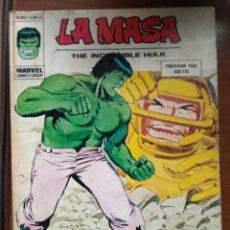 Cómics: LA MASA Nº 35 - VÉRTICE TACO. Lote 168770956