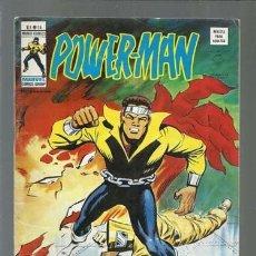 Fumetti: POWER-MAN 14, 1973, VERTICE. Lote 168804176