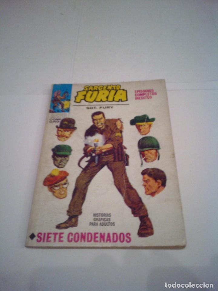 Cómics: SARGENTO FURIA - VERTICE - VOLUMEN 1- COMPLETA - 27 NUMEROS - BUEN ESTADO - cj 86 - GORBAUD - Foto 6 - 168855512