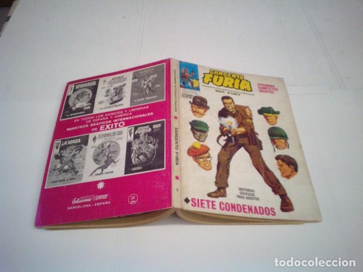 Cómics: SARGENTO FURIA - VERTICE - VOLUMEN 1- COMPLETA - 27 NUMEROS - BUEN ESTADO - cj 86 - GORBAUD - Foto 12 - 168855512