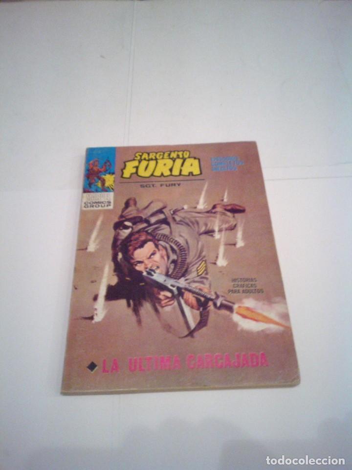 Cómics: SARGENTO FURIA - VERTICE - VOLUMEN 1- COMPLETA - 27 NUMEROS - BUEN ESTADO - cj 86 - GORBAUD - Foto 13 - 168855512