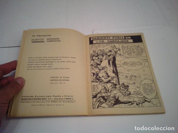 Cómics: SARGENTO FURIA - VERTICE - VOLUMEN 1- COMPLETA - 27 NUMEROS - BUEN ESTADO - cj 86 - GORBAUD - Foto 15 - 168855512