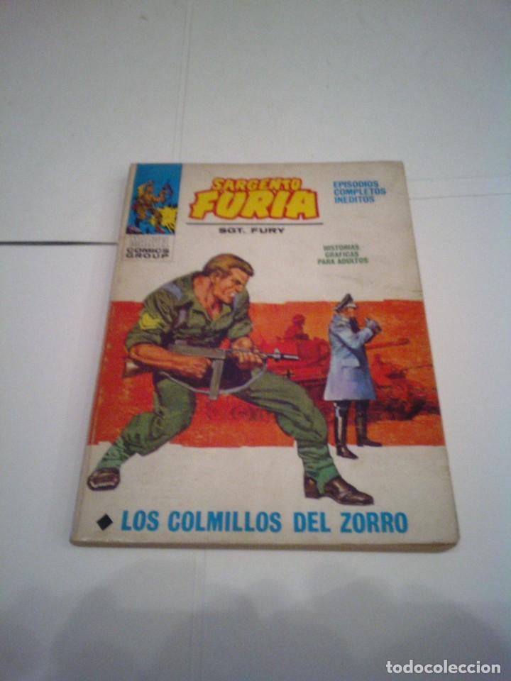 Cómics: SARGENTO FURIA - VERTICE - VOLUMEN 1- COMPLETA - 27 NUMEROS - BUEN ESTADO - cj 86 - GORBAUD - Foto 19 - 168855512