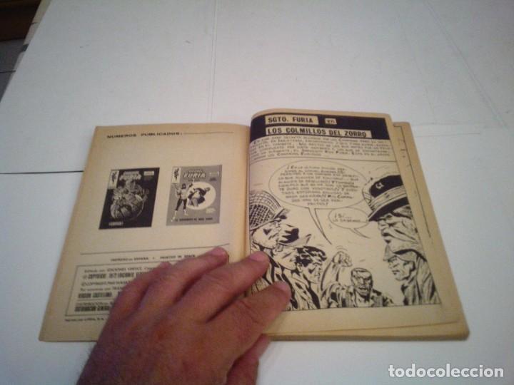 Cómics: SARGENTO FURIA - VERTICE - VOLUMEN 1- COMPLETA - 27 NUMEROS - BUEN ESTADO - cj 86 - GORBAUD - Foto 21 - 168855512