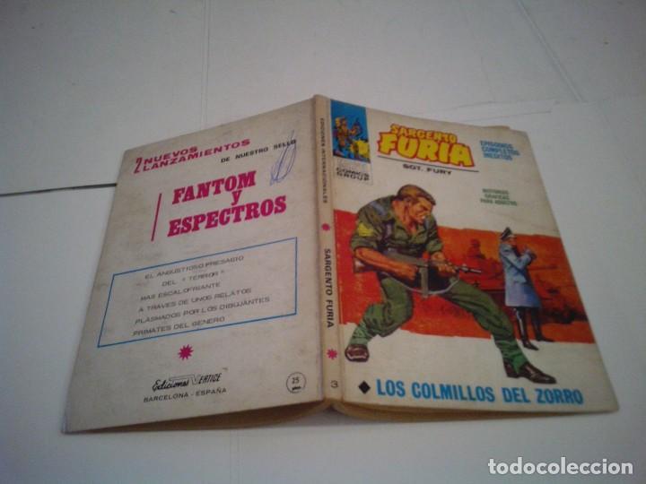 Cómics: SARGENTO FURIA - VERTICE - VOLUMEN 1- COMPLETA - 27 NUMEROS - BUEN ESTADO - cj 86 - GORBAUD - Foto 24 - 168855512