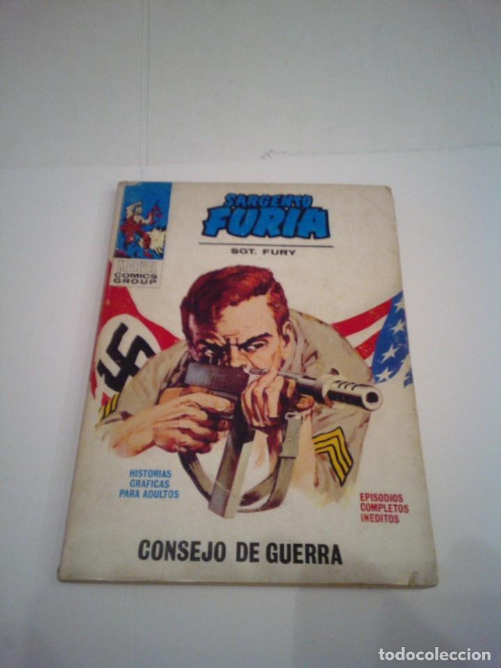 Cómics: SARGENTO FURIA - VERTICE - VOLUMEN 1- COMPLETA - 27 NUMEROS - BUEN ESTADO - cj 86 - GORBAUD - Foto 26 - 168855512