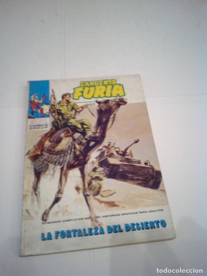 Cómics: SARGENTO FURIA - VERTICE - VOLUMEN 1- COMPLETA - 27 NUMEROS - BUEN ESTADO - cj 86 - GORBAUD - Foto 37 - 168855512