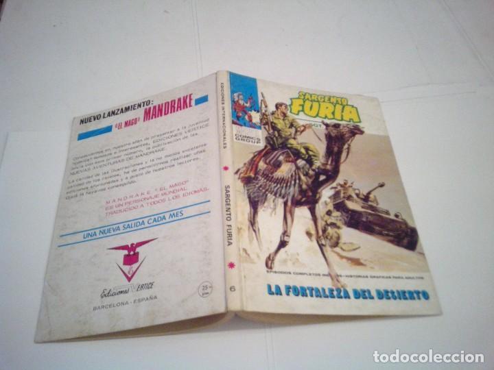 Cómics: SARGENTO FURIA - VERTICE - VOLUMEN 1- COMPLETA - 27 NUMEROS - BUEN ESTADO - cj 86 - GORBAUD - Foto 41 - 168855512
