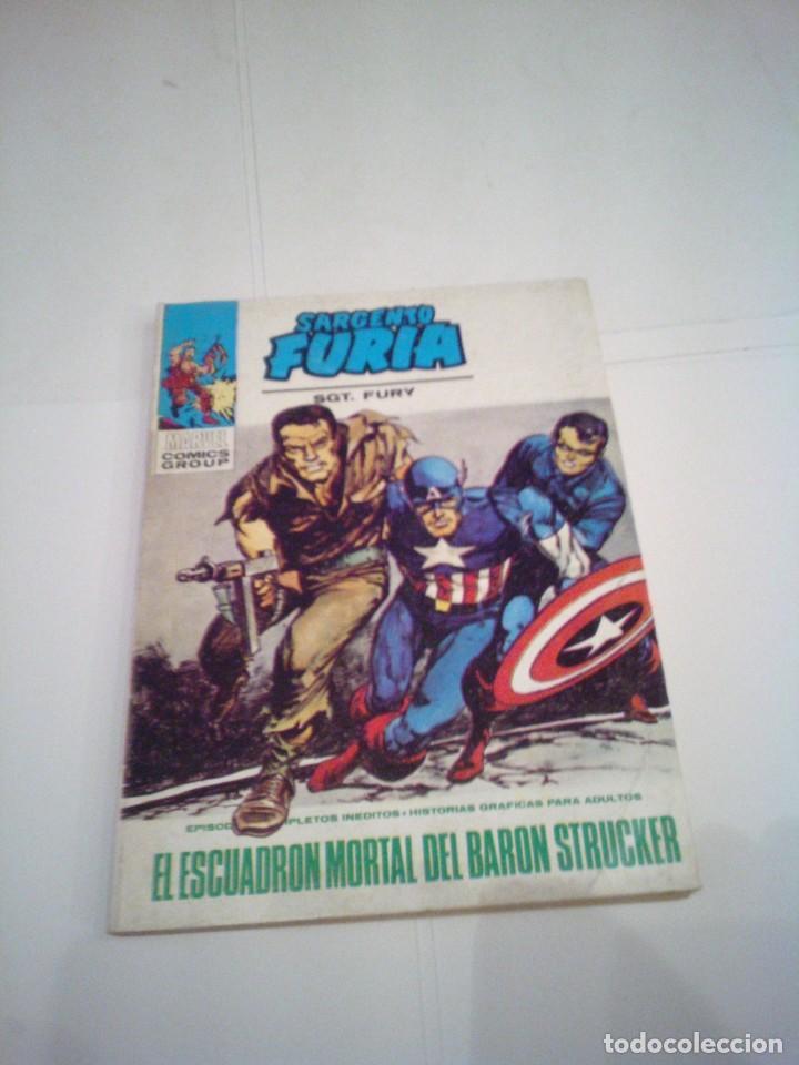 Cómics: SARGENTO FURIA - VERTICE - VOLUMEN 1- COMPLETA - 27 NUMEROS - BUEN ESTADO - cj 86 - GORBAUD - Foto 42 - 168855512