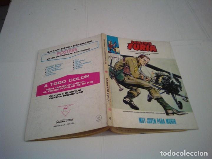 Cómics: SARGENTO FURIA - VERTICE - VOLUMEN 1- COMPLETA - 27 NUMEROS - BUEN ESTADO - cj 86 - GORBAUD - Foto 50 - 168855512