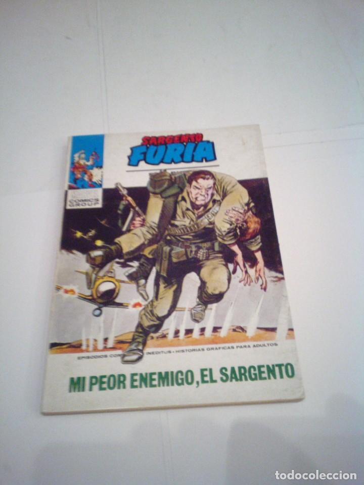Cómics: SARGENTO FURIA - VERTICE - VOLUMEN 1- COMPLETA - 27 NUMEROS - BUEN ESTADO - cj 86 - GORBAUD - Foto 55 - 168855512